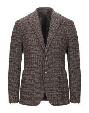 Пиджак PINO LERARIO 02-05. Цвет: коричневый