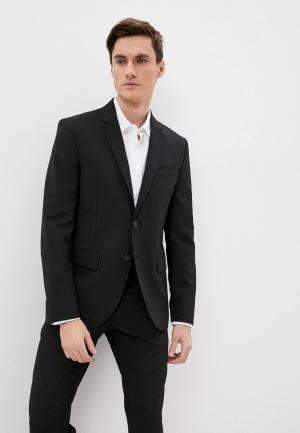 Пиджак Bikkembergs. Цвет: черный