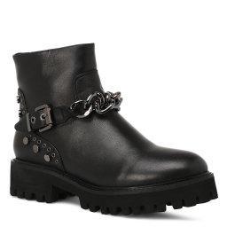Ботинки 03950073 черный MASSIMO SANTINI