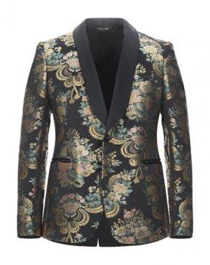 Пиджак BRIAN DALES. Цвет: зеленый