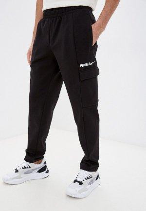 Брюки спортивные PUMA RAD/CAL Winterized Pants. Цвет: черный