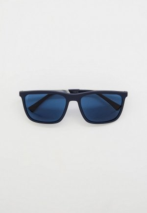 Очки солнцезащитные Emporio Armani EA4150 547480. Цвет: синий