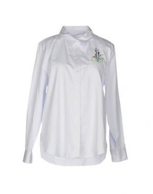 Pубашка EQUIPMENT. Цвет: небесно-голубой