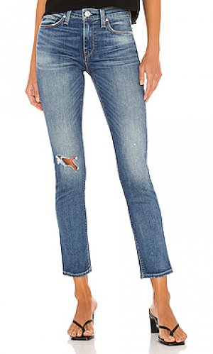Джинсы скинни nico Hudson Jeans. Цвет: none