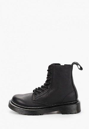 Ботинки Dr. Martens 1460 Pascal Mono. Цвет: черный