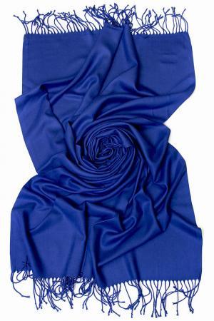 Палантин F.FRANTELLI. Цвет: персидский синий