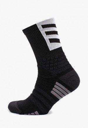 Носки adidas CTR365 CREW. Цвет: черный