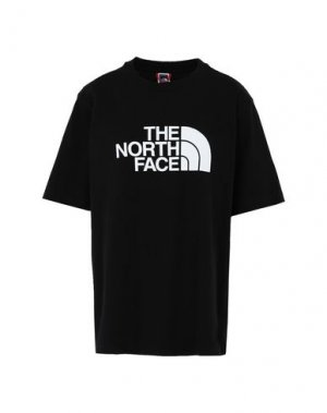 Футболка THE NORTH FACE. Цвет: черный