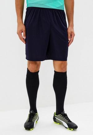 Шорты спортивные PUMA ftblPLAY Short. Цвет: синий