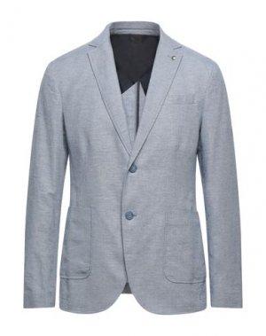 Пиджак LIU •JO MAN. Цвет: лазурный