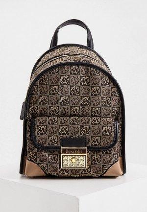 Рюкзак Braccialini. Цвет: коричневый