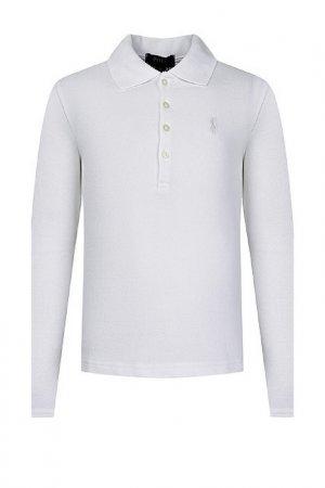Поло Polo Ralph Lauren. Цвет: white