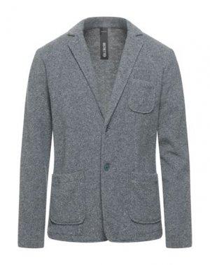 Пиджак DISTRETTO 12. Цвет: серый
