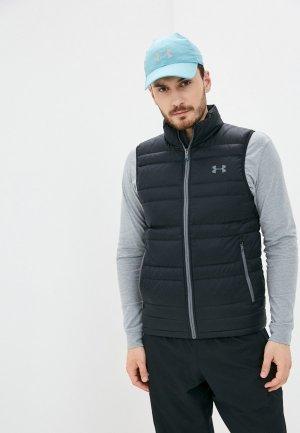 Жилет утепленный Under Armour UA Down Vest. Цвет: черный