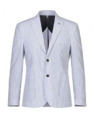 Пиджак MASSIMO REBECCHI. Цвет: синий