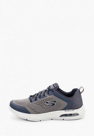 Кроссовки Skechers DYNA-AIR. Цвет: серый