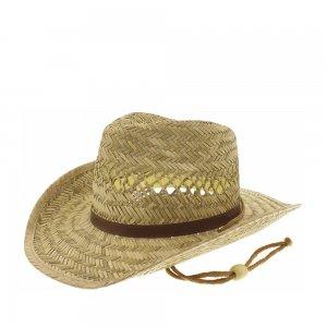 Шляпа ковбойская HERMAN. Цвет: бежевый