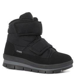 Ботинки 14039R черный JOG DOG