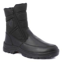 Ботинки 3007 черный ANTARCTICA