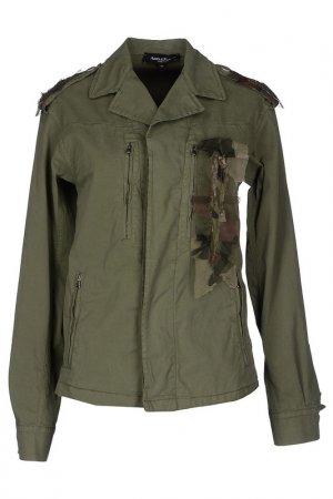Куртка Adele Fado. Цвет: зеленый