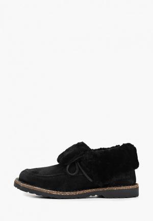 Ботинки Birkenstock. Цвет: черный