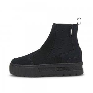 Ботинки Mayze Chelsea Suede Womens Boots PUMA. Цвет: черный