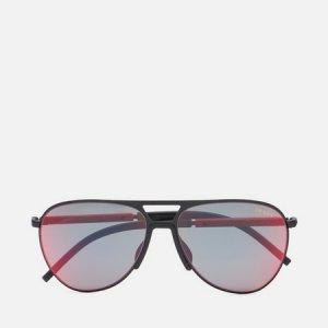 Солнцезащитные очки 51XS-1BO01M-2N Prada Linea Rossa. Цвет: чёрный
