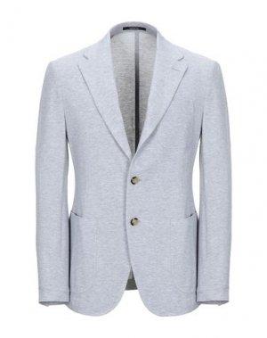Пиджак ROYAL ROW. Цвет: серый