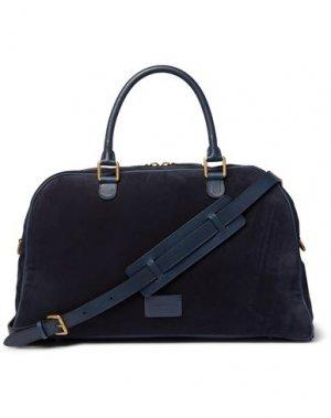 Дорожная сумка ANDERSON'S. Цвет: темно-синий
