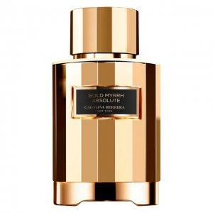 Парфюмерная вода Gold Myrrh Absolute Carolina Herrera. Цвет: бесцветный