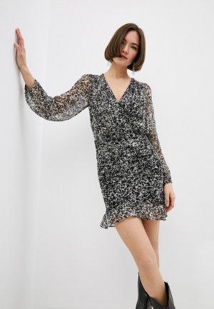 Платье Ba&Sh. Цвет: разноцветный