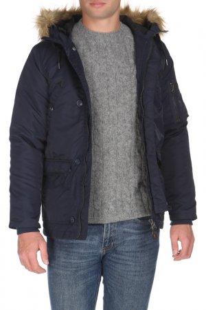 Куртка CARHARTT. Цвет: мультицвет