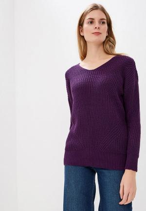 Пуловер Viserdi. Цвет: фиолетовый