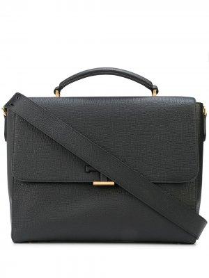 Tods сумка для ноутбука с логотипом Tod's. Цвет: черный