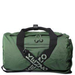 Сумка дорожная SA210 темно-зеленый KENZO