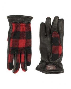 Перчатки UGG AUSTRALIA. Цвет: красный