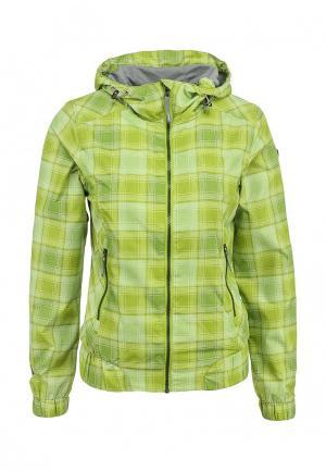 Куртка Icepeak LEANORA. Цвет: зеленый
