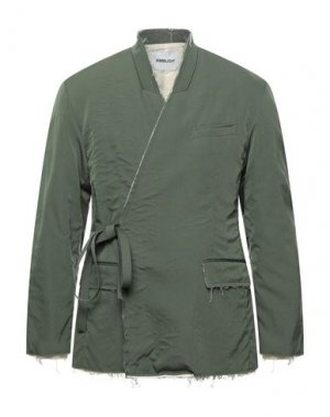 Пиджак AMBUSH. Цвет: зеленый-милитари