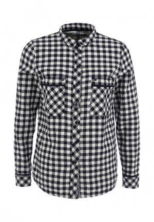 Рубашка EDC by Esprit. Цвет: разноцветный