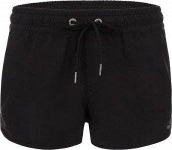 Шорты пляжные женские ONeill Pw Solid, размер 42-44 O'Neill. Цвет: черный
