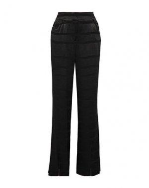 Повседневные брюки HALSTON. Цвет: черный