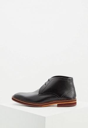 Ботинки Ted Baker London. Цвет: черный