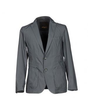Пиджак ALLEGRI. Цвет: серый