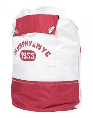 Дорожная сумка MURPHY & NYE. Цвет: слоновая кость