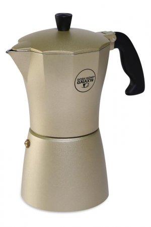 Кофеварка 9 чашек DOSH I HOME. Цвет: золотой