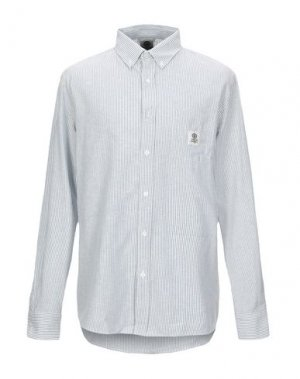 Pубашка FRANKLIN & MARSHALL. Цвет: синий