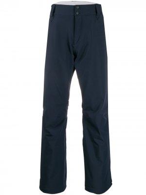 Лыжные брюки из коллаборации с Tommy Hilfiger Rossignol. Цвет: синий