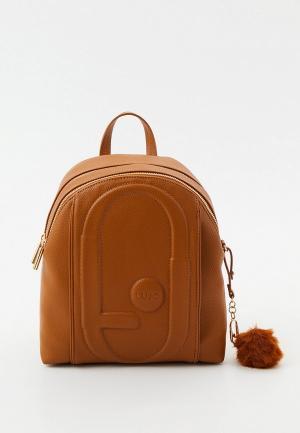 Рюкзак Liu Jo. Цвет: коричневый
