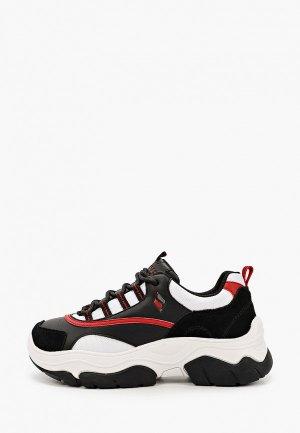 Кроссовки Skechers AMPD (BLK JAK). Цвет: черный
