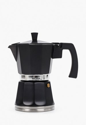 Кофеварка Walmer MAGNET. Цвет: черный